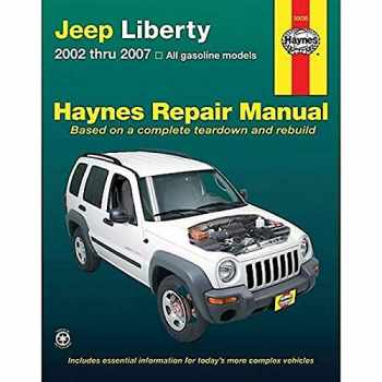 9781563927942-1563927942-Jeep Liberty 2002 thru 2007 (Haynes Repair Manual)