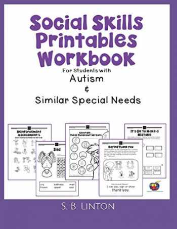 9781650206004-1650206003-Social Skills Printables Workbook: For Students with Autism and Similar Special Needs