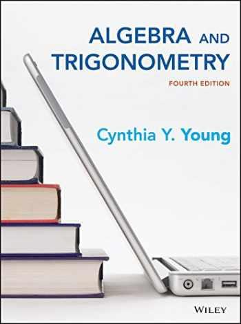 9781119345794-1119345790-Algebra and Trigonometry, 4th Edition
