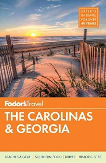 9780147546968-0147546966-Fodor's The Carolinas & Georgia (Full-color Travel Guide)