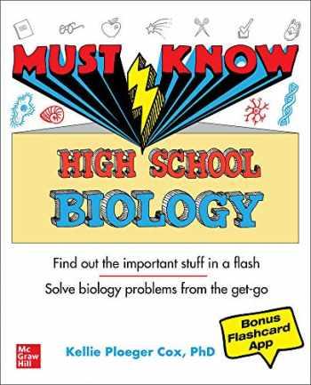 9781260454345-1260454347-Must Know High School Biology