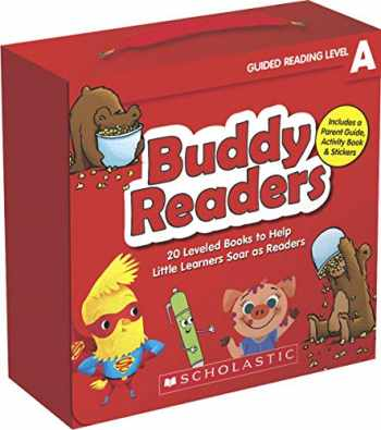 9781338317183-1338317180-Buddy Readers (Parent Pack): Level A: 20 Leveled Books for Little Learners