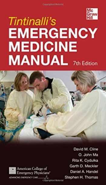 9780071781848-0071781846-Tintinalli's Emergency Medicine Manual 7th Edition (Emergency Medicine (Tintinalli))