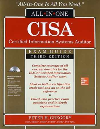9781259584169-125958416X-CISA Certified Information Systems Audit