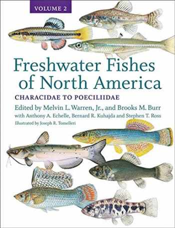 9781421435121-1421435128-Freshwater Fishes of North America: Volume 2: Characidae to Poeciliidae