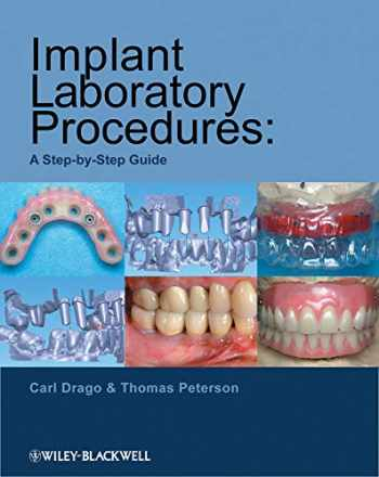 9780813823010-0813823013-Implant Laboratory Procedures: A Step-by-Step Guide