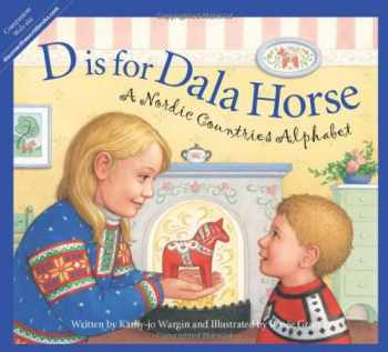 9781585365104-1585365106-D is for Dala Horse: A Nordic Countries Alphabet (Discover the World)