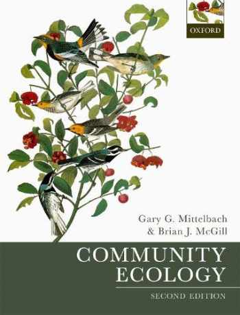 9780198835868-0198835868-Community Ecology