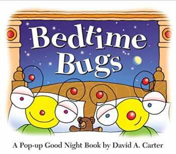 9781416999607-1416999604-Bedtime Bugs: A Pop-up Good Night Book by David A. Carter (David Carter's Bugs)