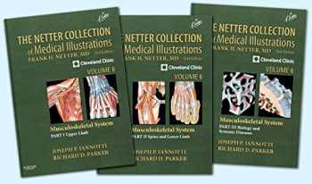 9781416063780-1416063781-The Netter Collection of Medical Illustrations- Musculoskeletal System Package: Volume 6 (Netter Green Book Collection)