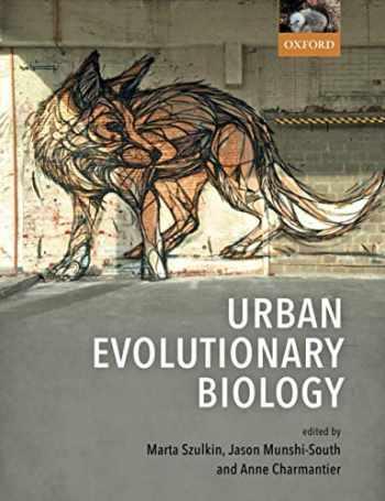 9780198836858-0198836856-Urban Evolutionary Biology