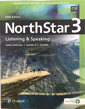 9780135227039-0135227038-NorthStar Listening and Speaking 3 with Digital Resources