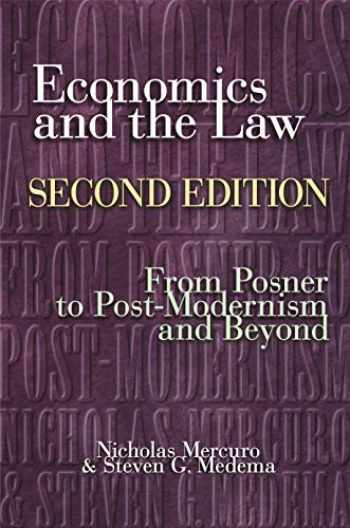 9780691125725-0691125724-Economics and the Law: From Posner to Postmodernism and Beyond - Second Edition