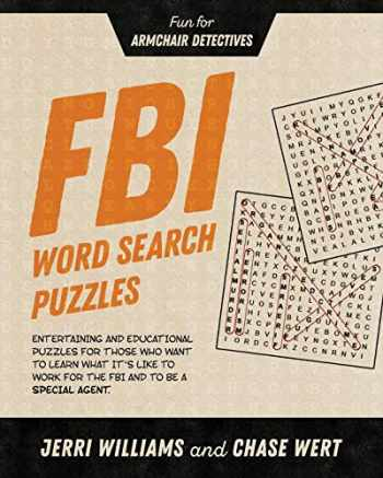 9781732462489-1732462488-FBI Word Search Puzzles: Fun for Armchair Detectives