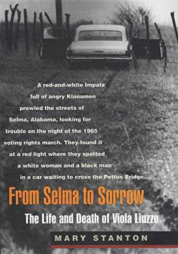 9780820322742-0820322741-From Selma to Sorrow: The Life and Death of Viola Liuzzo