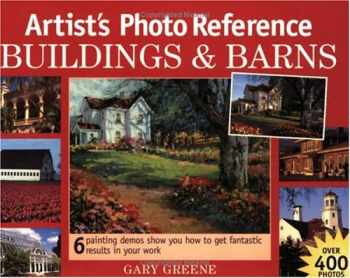 9781581804515-1581804512-Artists Photo Reference: Buildings & Barns