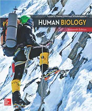 9781260233032-1260233030-Human Biology