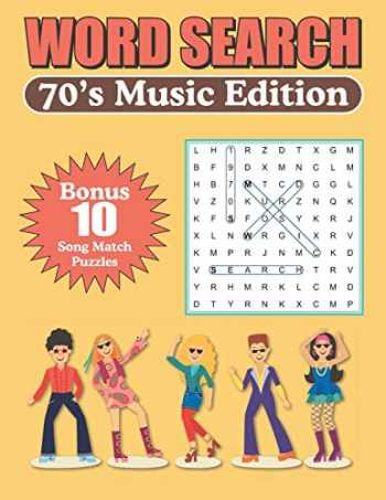 9781073865451-1073865452-Word Search 70s Music Edition