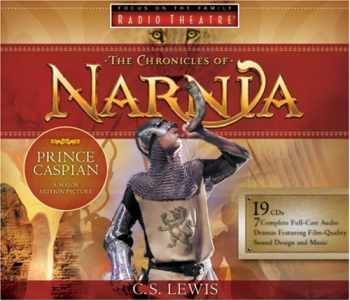 9781589971493-1589971493-The Chronicles of Narnia Complete Set (Radio Theatre)