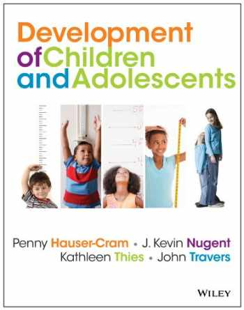 9780470405406-0470405406-The Development of Children and Adolescents: An Applied Perspective