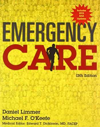 9780134034904-0134034902-Emergency Care & Workbook for Emergency Care Package (13th Edition)