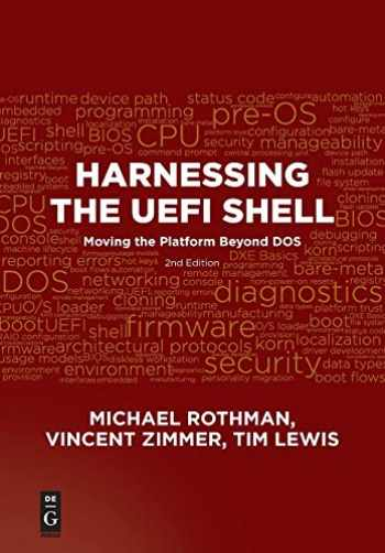 9781501514807-1501514806-Harnessing the Uefi Shell: Moving The Platform Beyond Dos, Second Edition