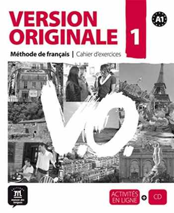 9788484435617-848443561X-Version Originale 1 Cahier d´exercices + CD: Version Originale 1 Cahier d´exercices + CD (FLE NIVEAU ADULTE TVA 5,5%) (French Edition)