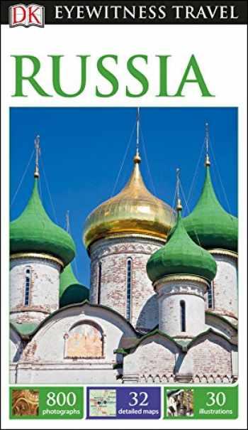 9781465441331-1465441336-DK Eyewitness Russia (Travel Guide)