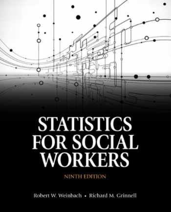 9780205867035-0205867030-Statistics for Social Workers (9th Edition)