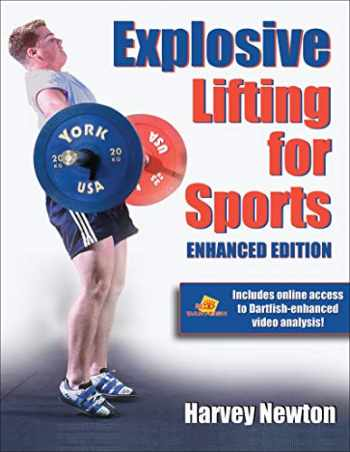 9781450401685-1450401686-Explosive Lifting for Sports-Enhan