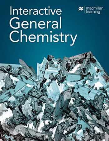 9781319275723-1319275729-SaplingPlus for Interactive General Chemistry (Multi-Term Access)