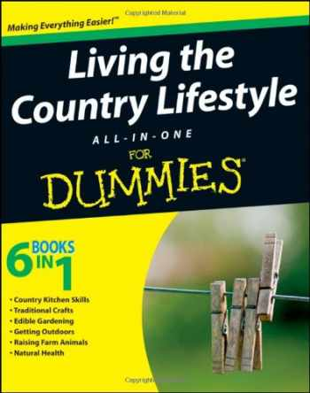 9780470430613-0470430613-Living the Country Lifestyle All-In-One For Dummies