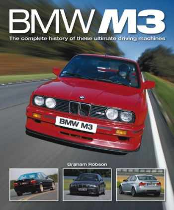 9780857332929-0857332929-BMW M3: The complete history of these ultimate driving machines