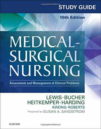 9780323371483-0323371485-Study Guide for Medical-Surgical Nursing: Assessment and Management of Clinical Problems. 10e