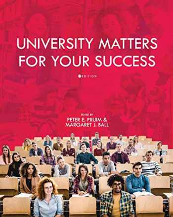9781516516445-1516516443-University Matters for Your Success