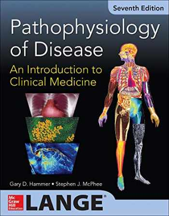 9780071806008-0071806008-Pathophysiology of Disease: An Introduction to Clinical Medicine 7/E (Lange Medical Books)
