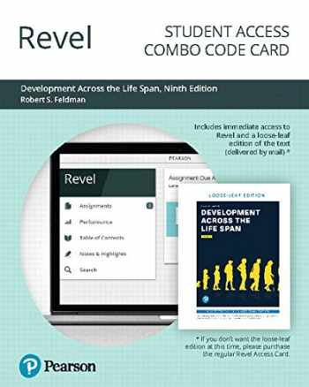 9780135447703-0135447704-Revel for Development Across the Life Span -- Combo Access Card
