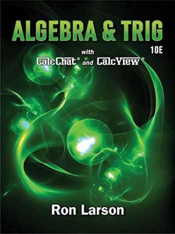 9781337271172-1337271179-Algebra & Trigonometry