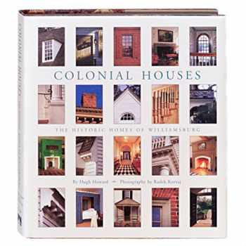 9780810943391-0810943395-Colonial Houses: The Historic Homes of Williamsburg