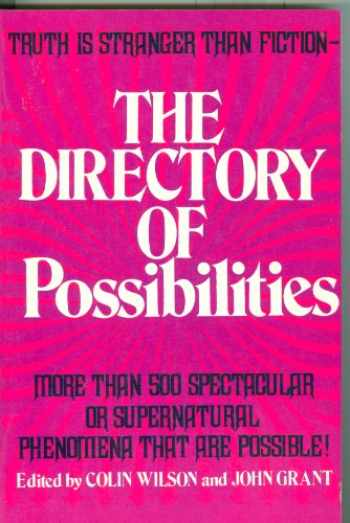 9780831723835-0831723831-The Directory of Possibilities