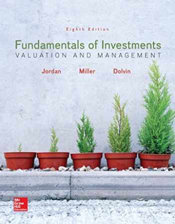 9781259720697-1259720691-Fundamentals of Investments: Valuation and Management