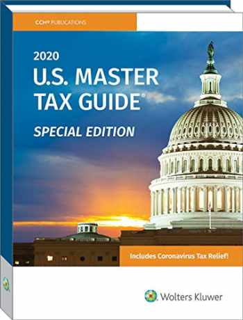 9780808054184-080805418X-U.S. Master Tax Guide, 2020, Special Edition