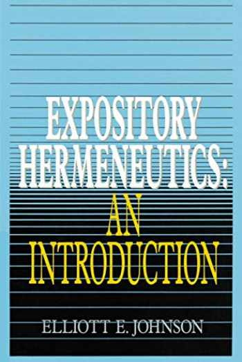 9780310230793-0310230799-Expository Hermeneutics: an Introduction