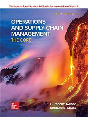 9781260547627-1260547620-Operations and Supply Chain Management: The Core