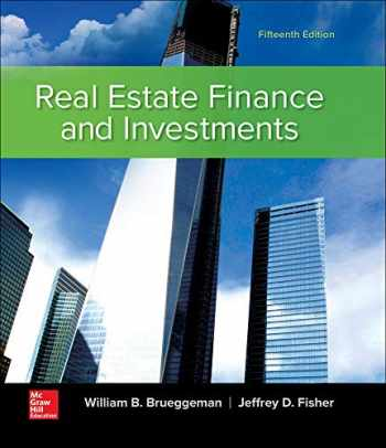 9780073377353-007337735X-Real Estate Finance & Investments (Real Estate Finance and Investments)