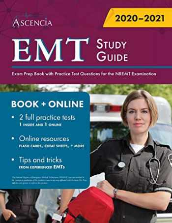 9781635307740-1635307740-EMT Study Guide: Exam Prep Book with Practice Test Questions for the NREMT Examination