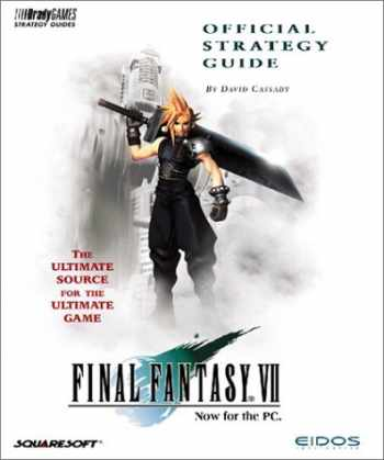 9781566867825-1566867827-Final Fantasy VII Official Strategy Guide (Official Strategy Guides) (v. 2)