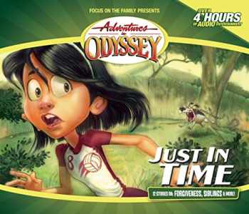 9781589970762-1589970764-Just in Time (Adventures in Odyssey)