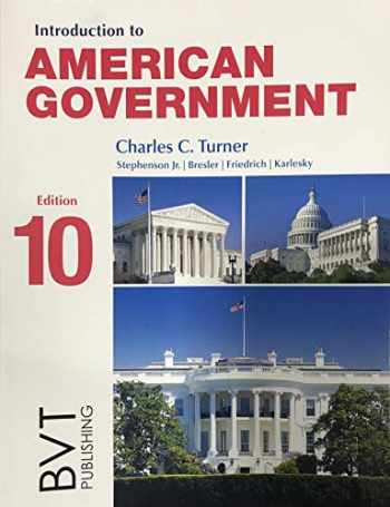 9781517807931-151780793X-Introduction to American Government 10th Edition