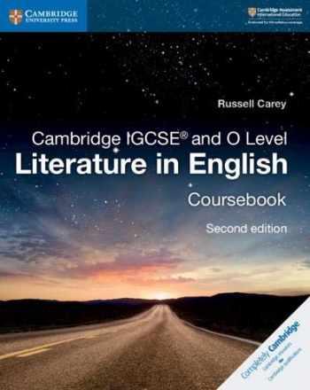 9781108439916-1108439918-Cambridge IGCSE® and O Level Literature in English Coursebook (Cambridge International IGCSE)